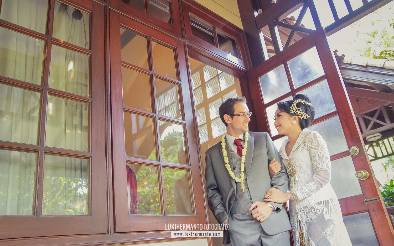 foto prewedding di hotel equator